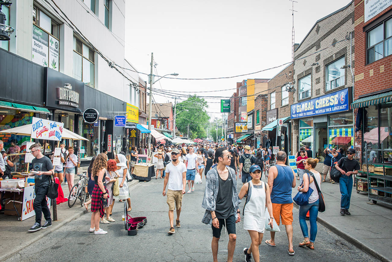Kensington Market Area