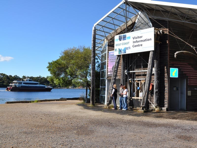 West Coast Information Centre Strahan -