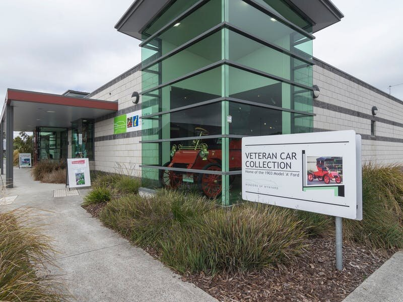 Wynyard Visitor Centre - Wonders of Wynyard Exhibition Centre -