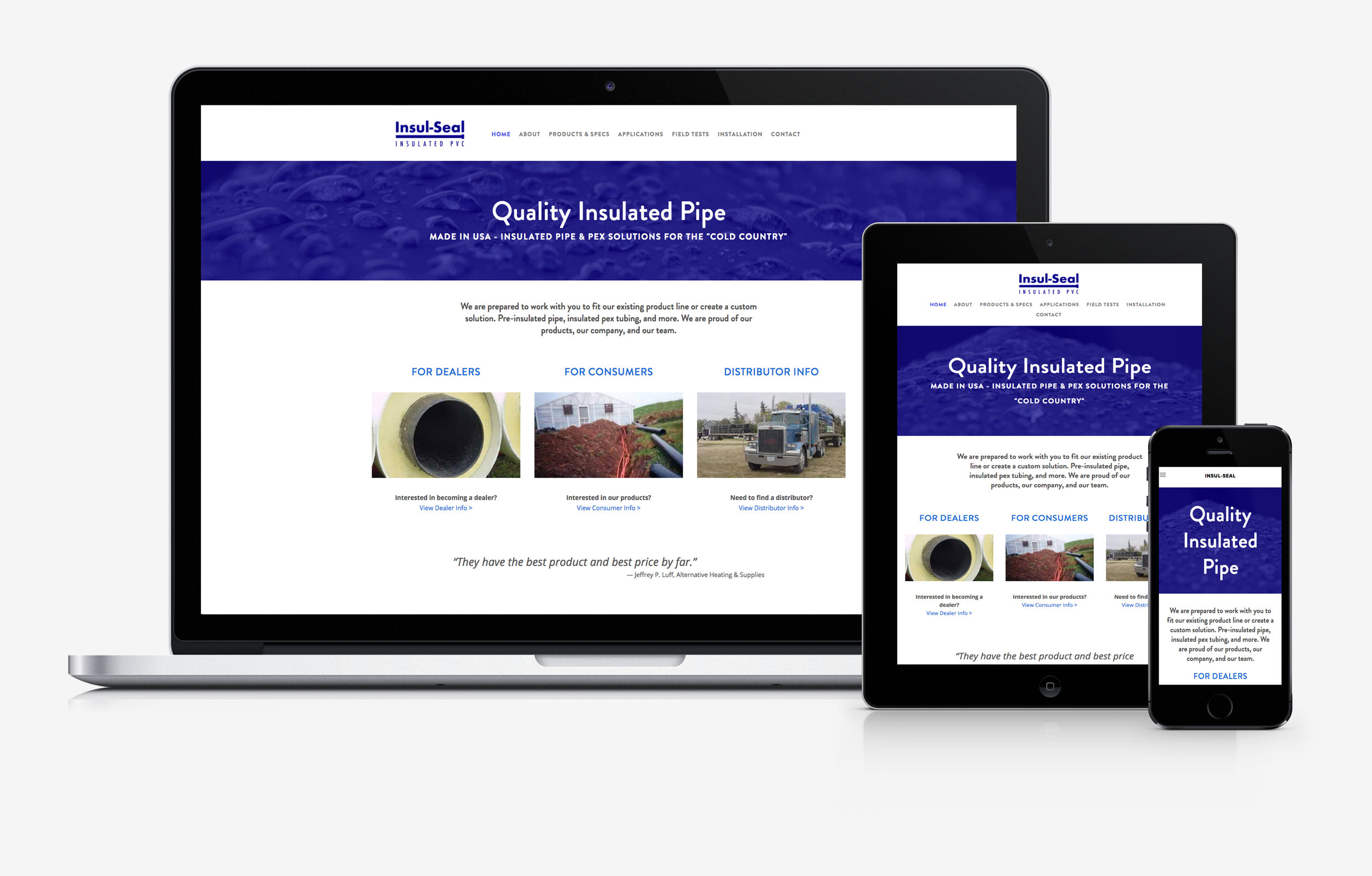 PixelPress_Responsive_Mockup_Insul-Seal-insulated-pipe-solutions