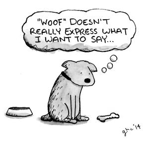 dog-words