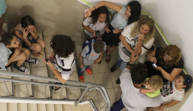 Photo Credit: Gil Cohen-Magen (Retrieved from Haaretz.com)