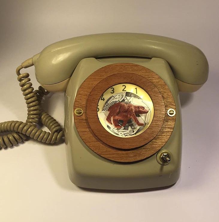 Bear Telephone