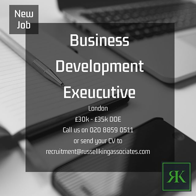 🚀🚀Are you an ambitious business development exec looking to launch your career off the ground? 🚀🚀 - Competitive commission structure - Structured career progression - Perfect for a graduate with 1-3 years experience in Business Dev . . . . #businessdevelopment #business #businessdev #bde #bdexecutive #businessdevelopmentexecutive #salesjob #salesexecutive #businessjob #salesrole #businessrole #salesexecutive #coldcalling #salesrep #b2bsales #businessexecutive #commission #graduatejobs #graduateroles #graduate #businessgrad #businessgraduate #londonjob #applynow #applyhere #nowhiring