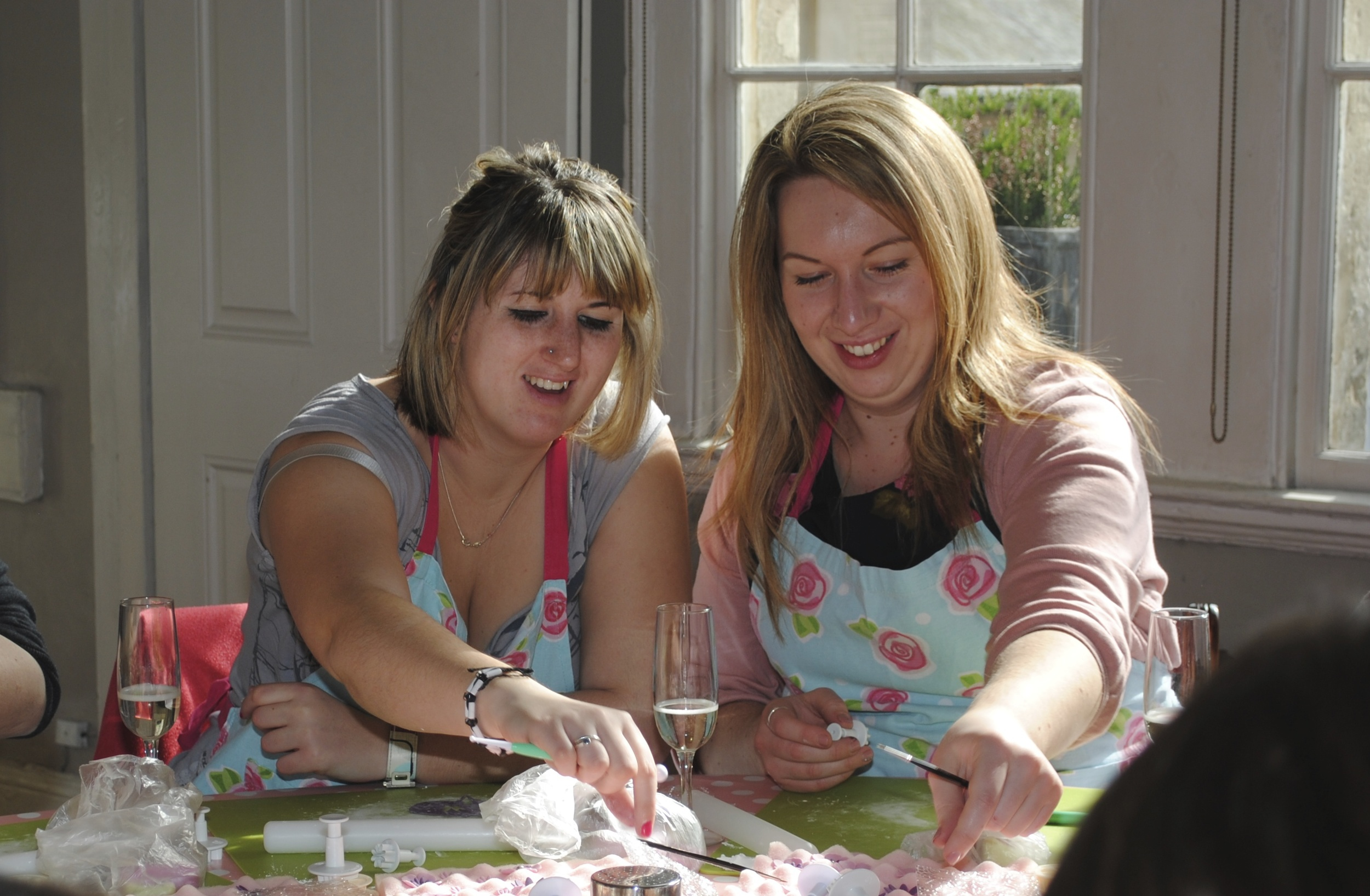 Hen Party Cupcake Workshop Bath