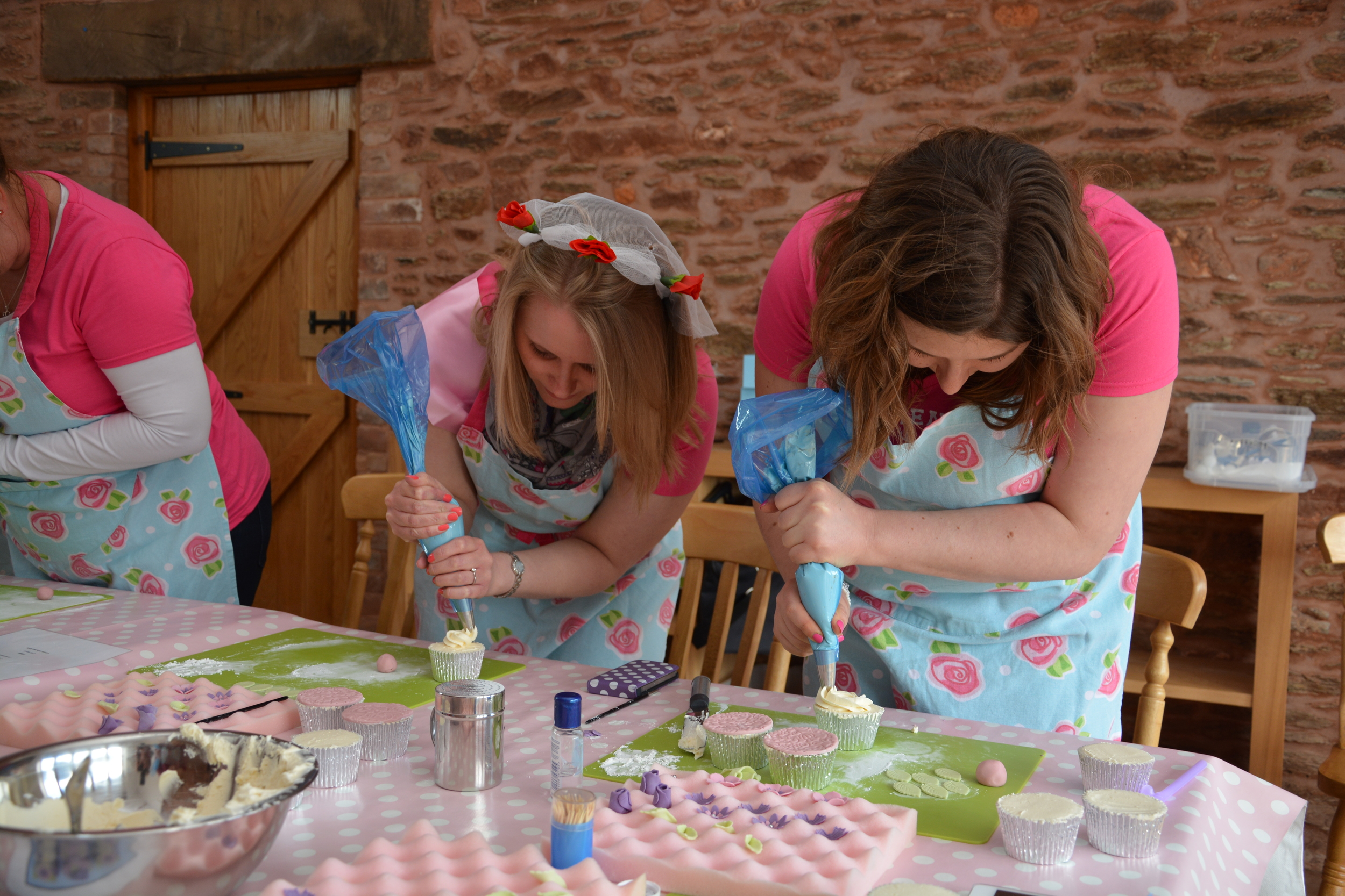 cupcake decorating workshop