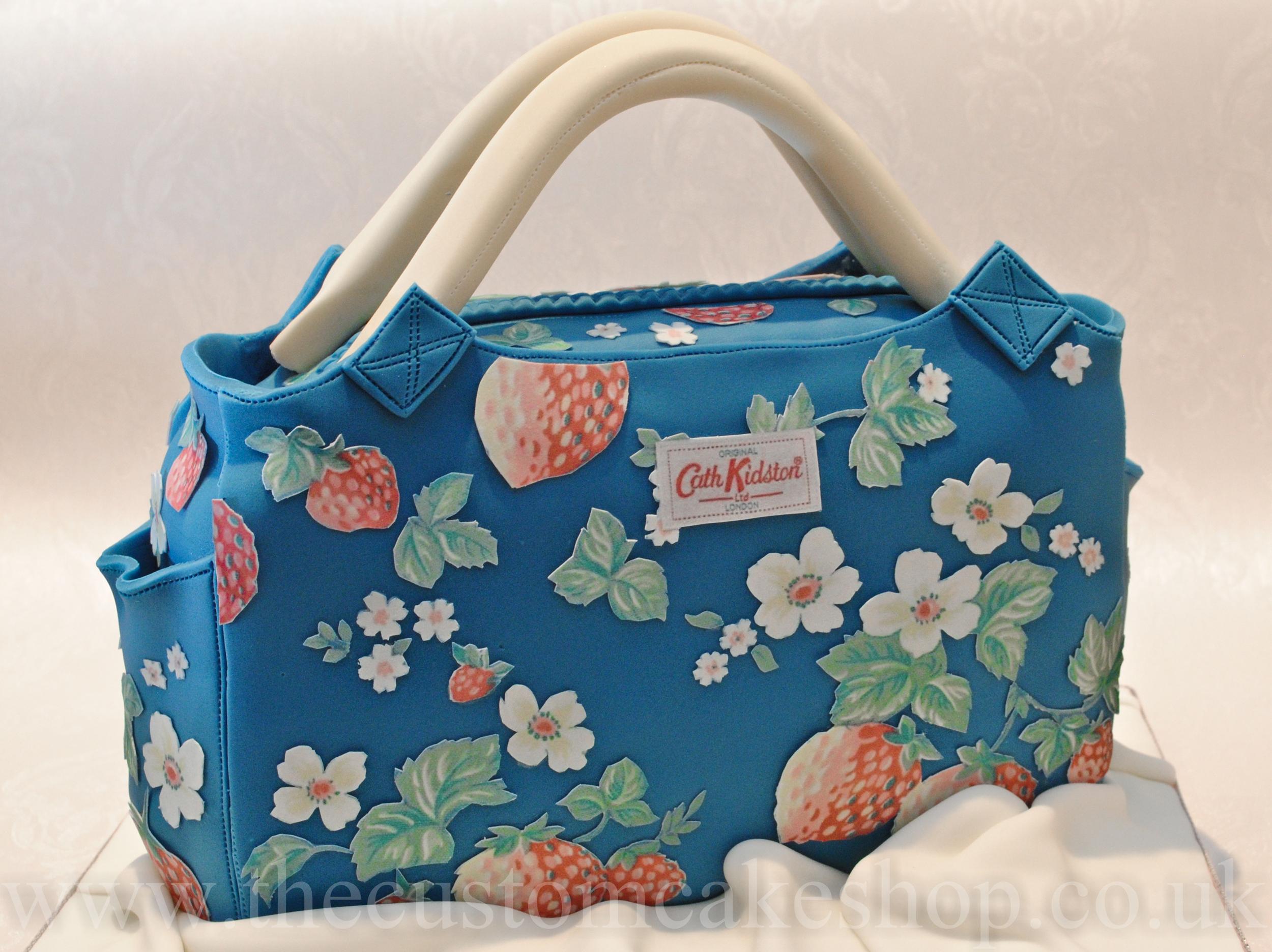 Cath Kidston Handbag Cake