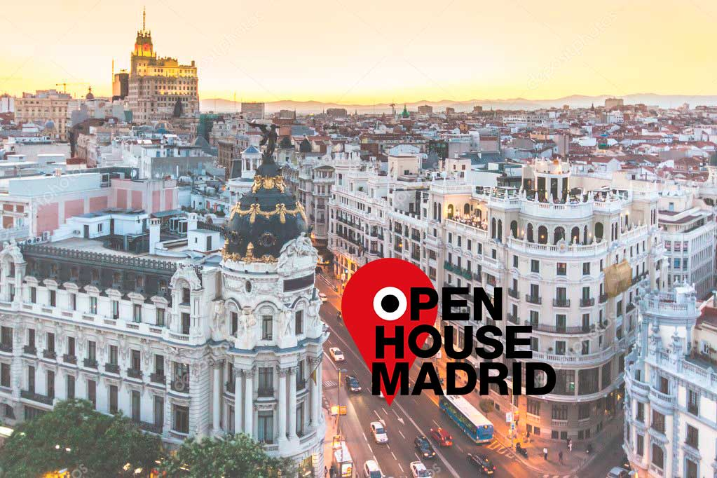 OPEN HOUSE MADRID, FESTIVAL DE ARQUITECTURA   |   prensa