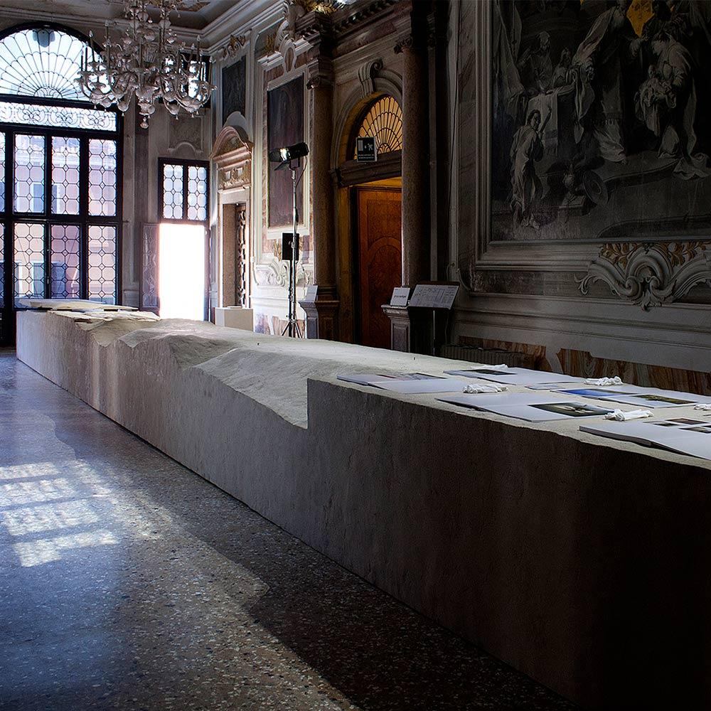SEDE FUNDACIÓN SORIGUÉ - 14ª EXPO DE LA BIENNALE DI VENEZIA |   evento de lanzamiento y relaciones públicas