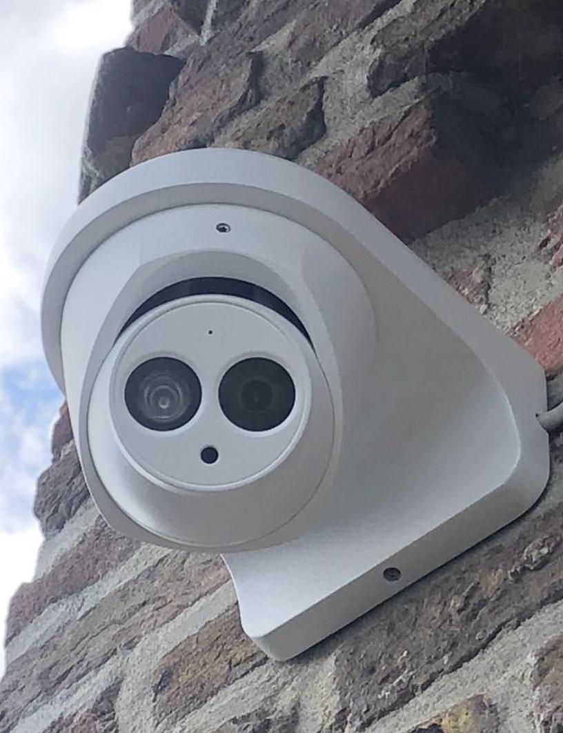 Camerabewaking Huis
