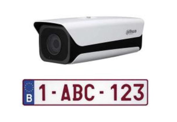 ANPR Camera MATT Security