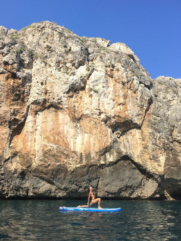Leuca | Puglia, Italy | Starboard SUP | @starboardsup