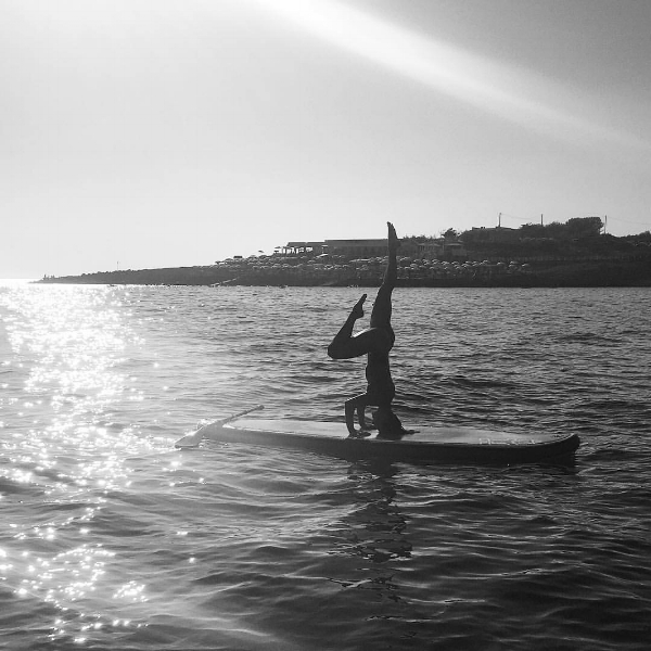 Marina di Felloniche | Puglia, Italy | Starboard SUP | @starboardsup