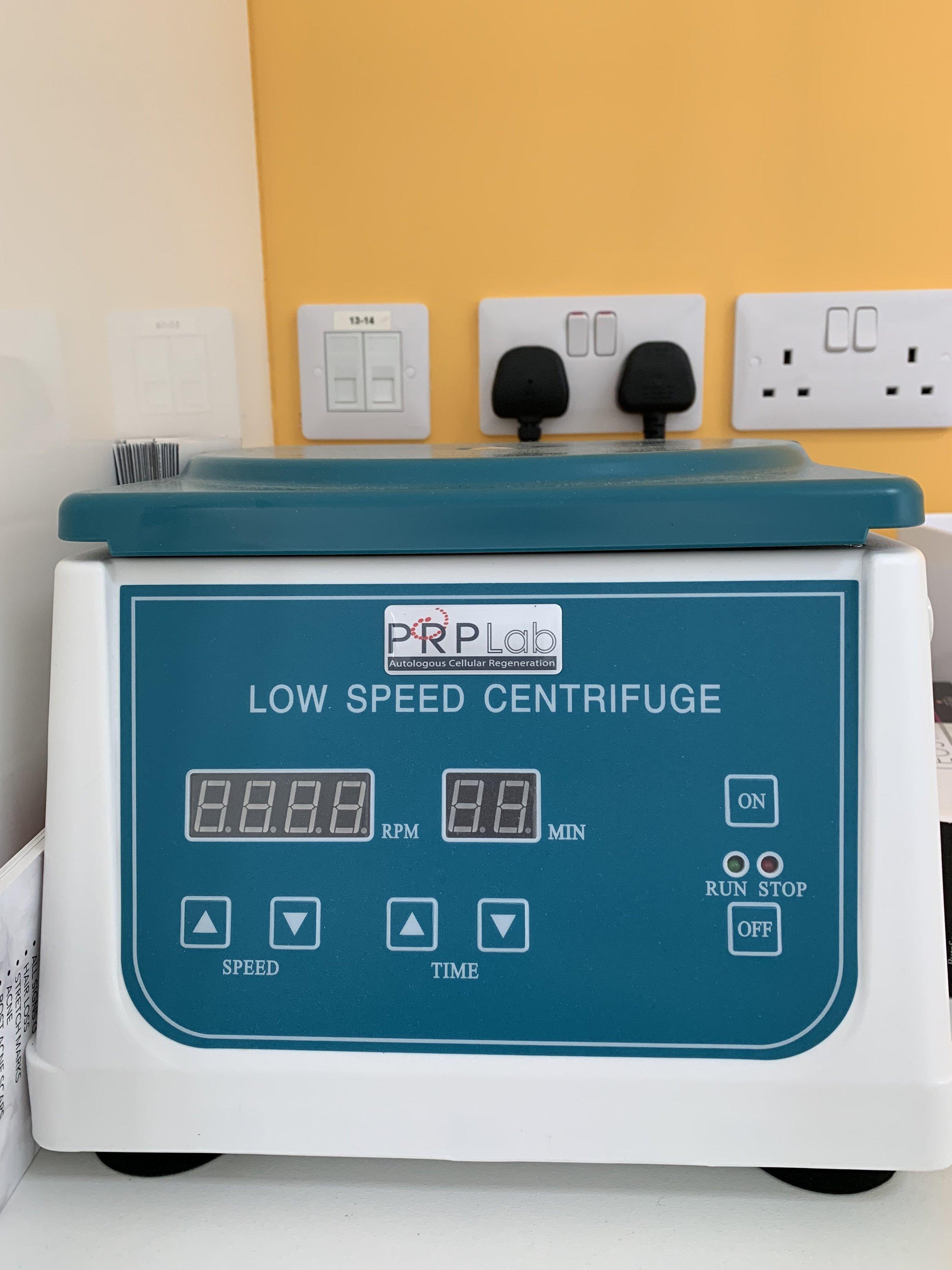 Elanamie Clinic Low Speed Centrifuge