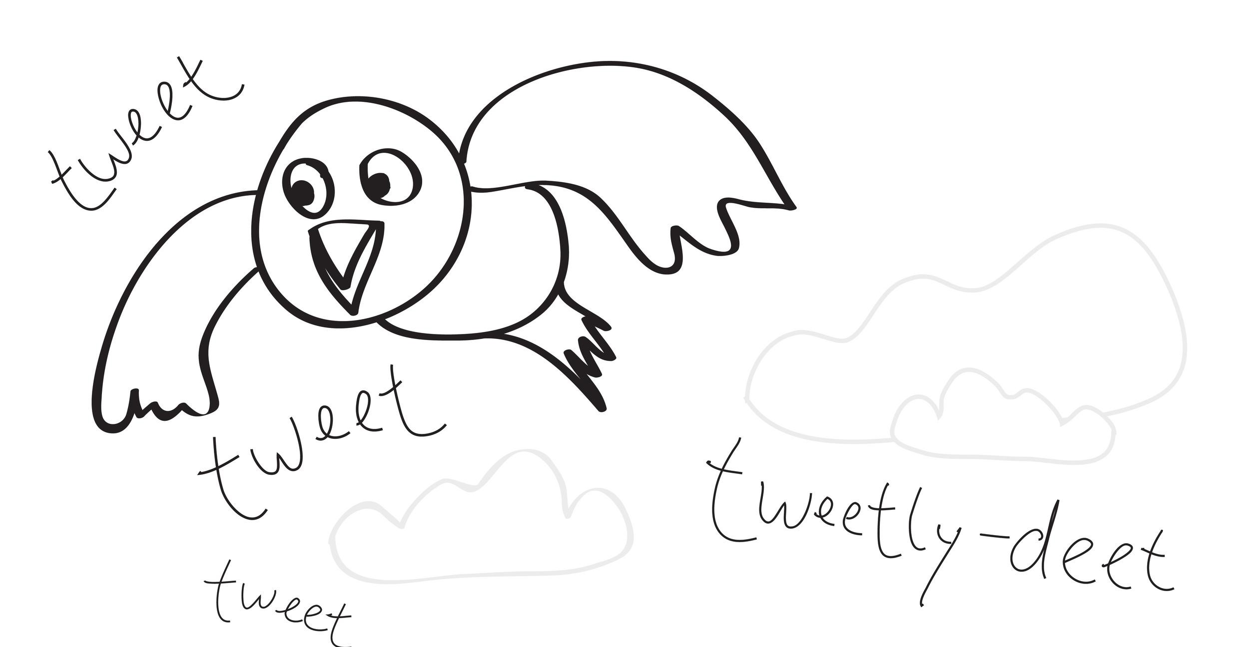 Bird Doodles