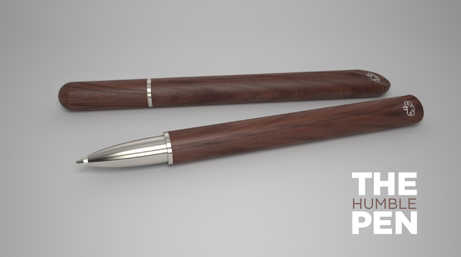 The Humble Pen by Kiba Design