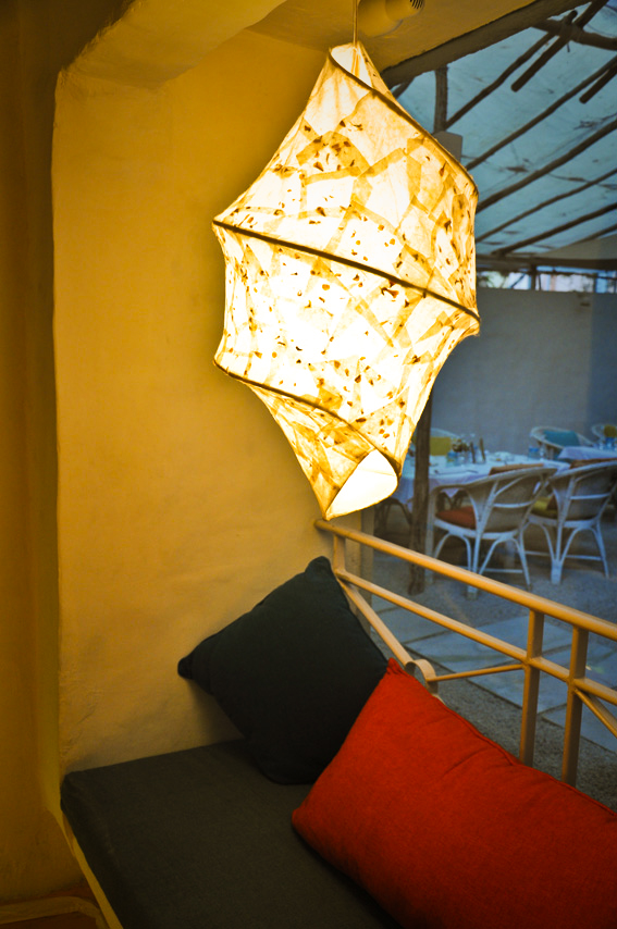 Lighting - Bamboo lamps - by Kiba Design