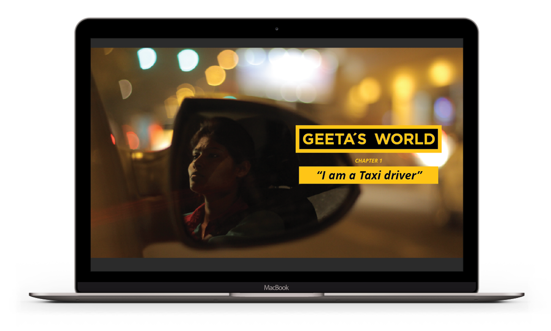 Geeta's World - by Kiba Design