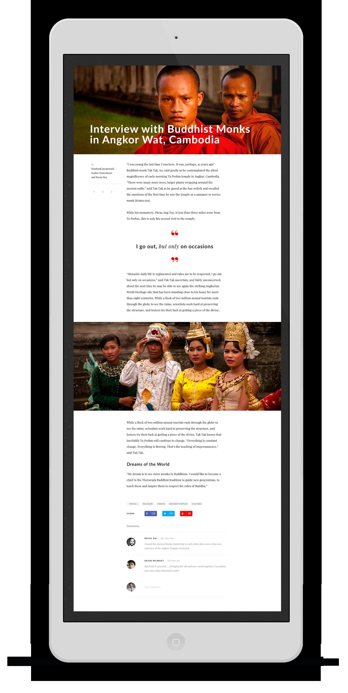 UX UI Design India - by Kiba Design