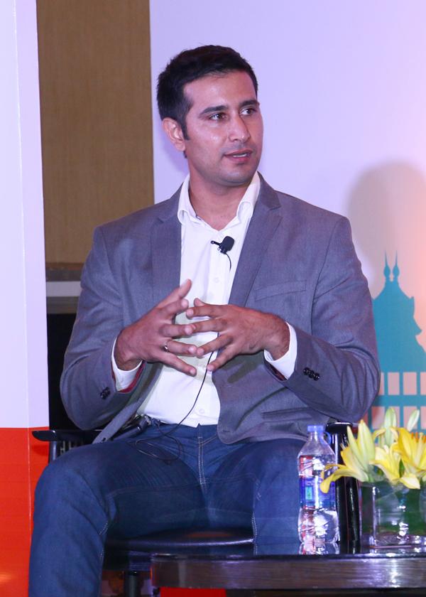 Abhimanyu Nohwar speaker at Print Business Outlook Conference 2016 - 02