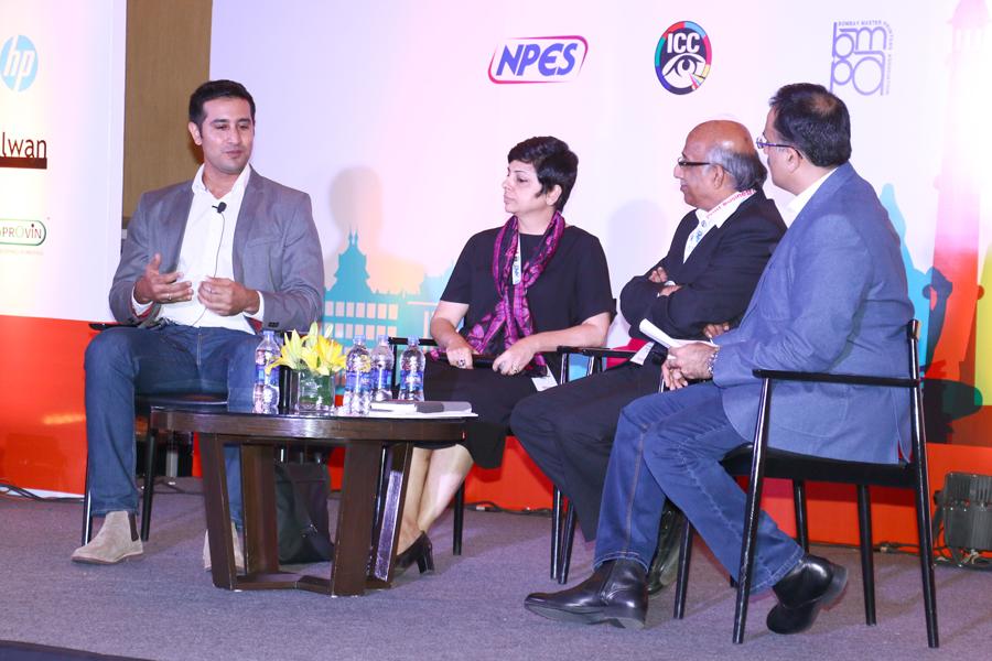 Abhimanyu Nohwar speaker at Print Business Outlook Conference 2016 - 04