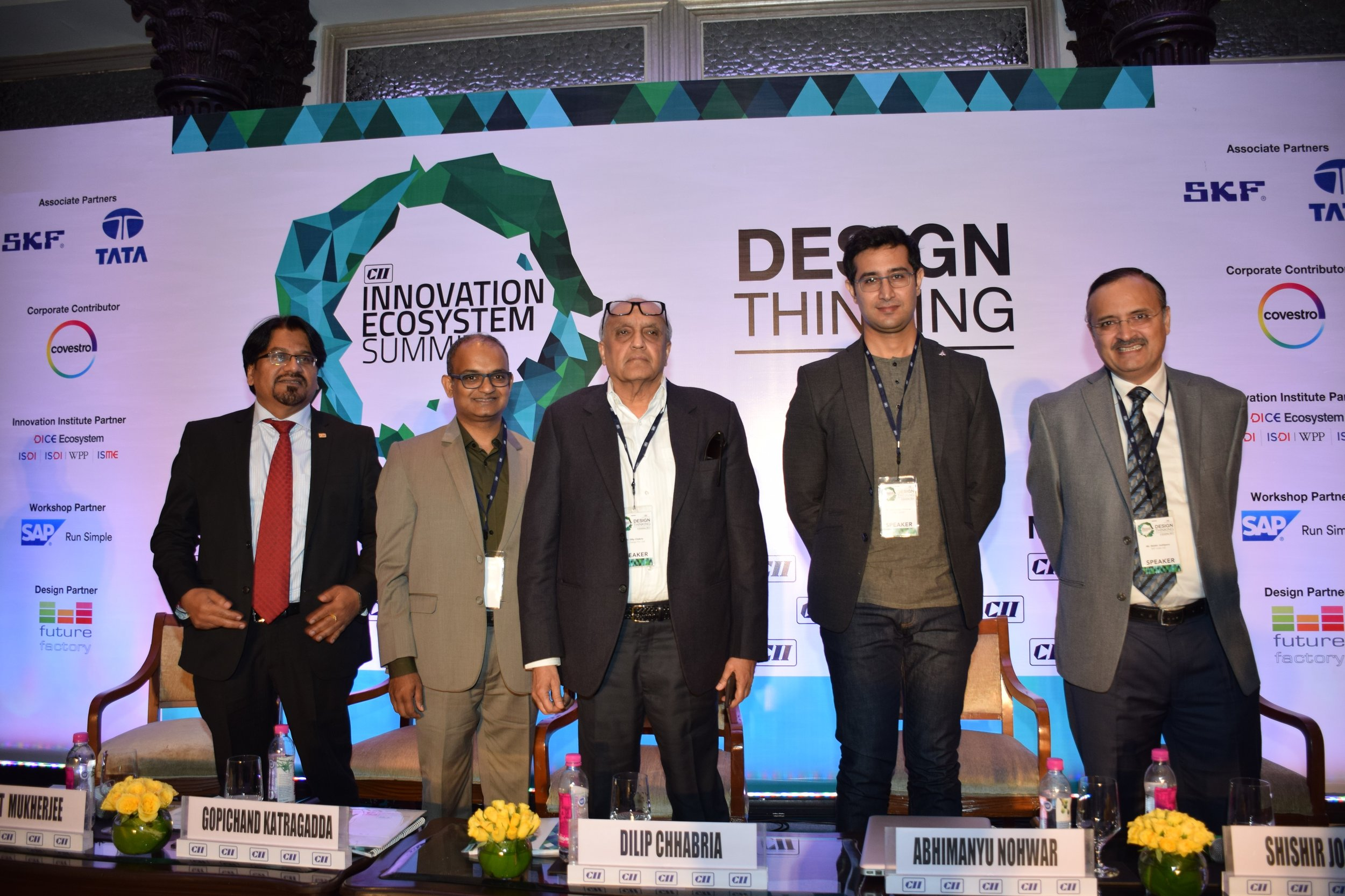CII Innovation Ecosystem Summit 2017 speaker - Abhimanyu Nohwar - 1.jpg