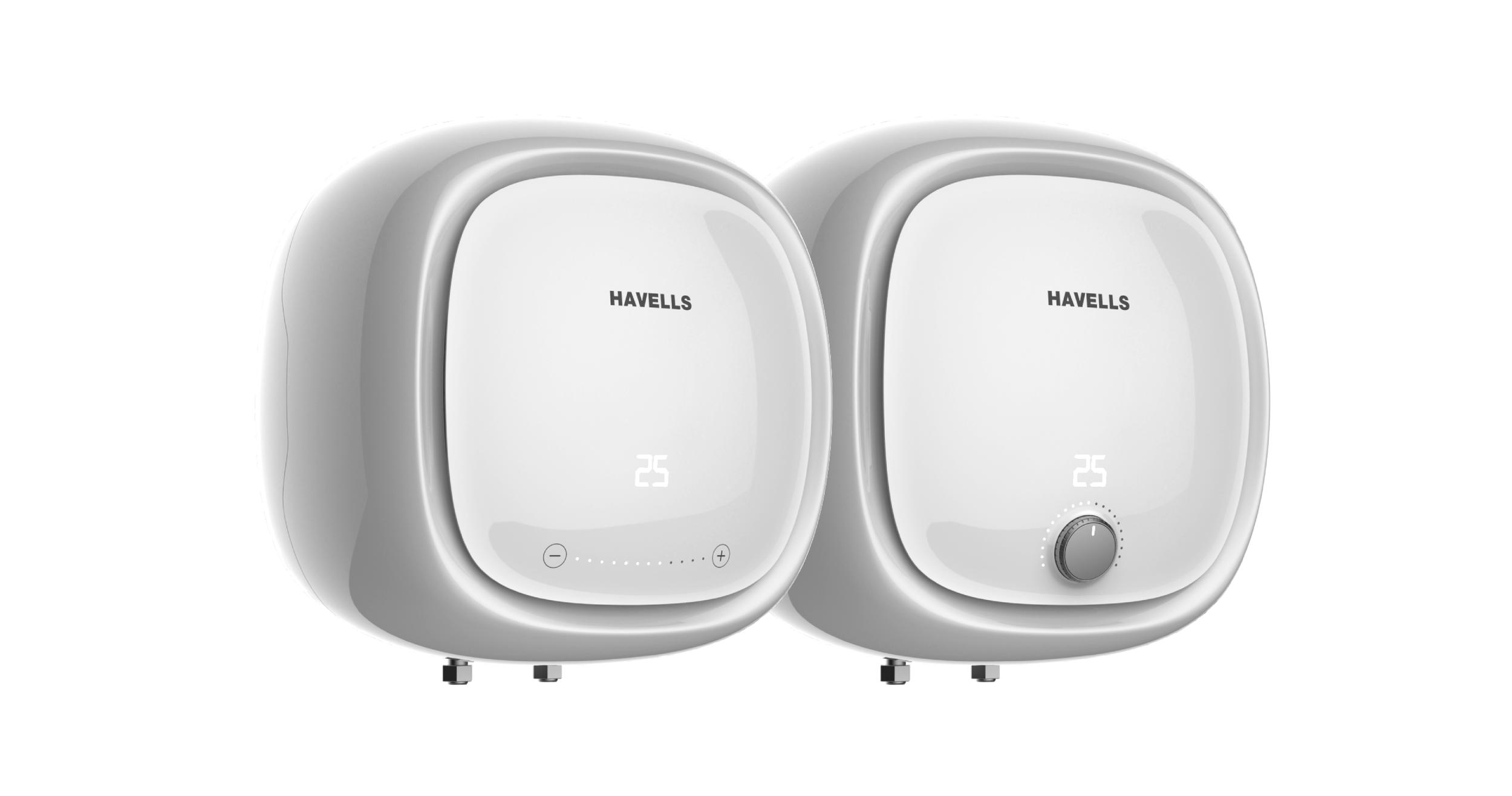 Adonia water heater - Digital and Manual controls