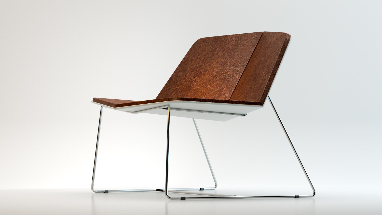Cupid chair by Kiba Design