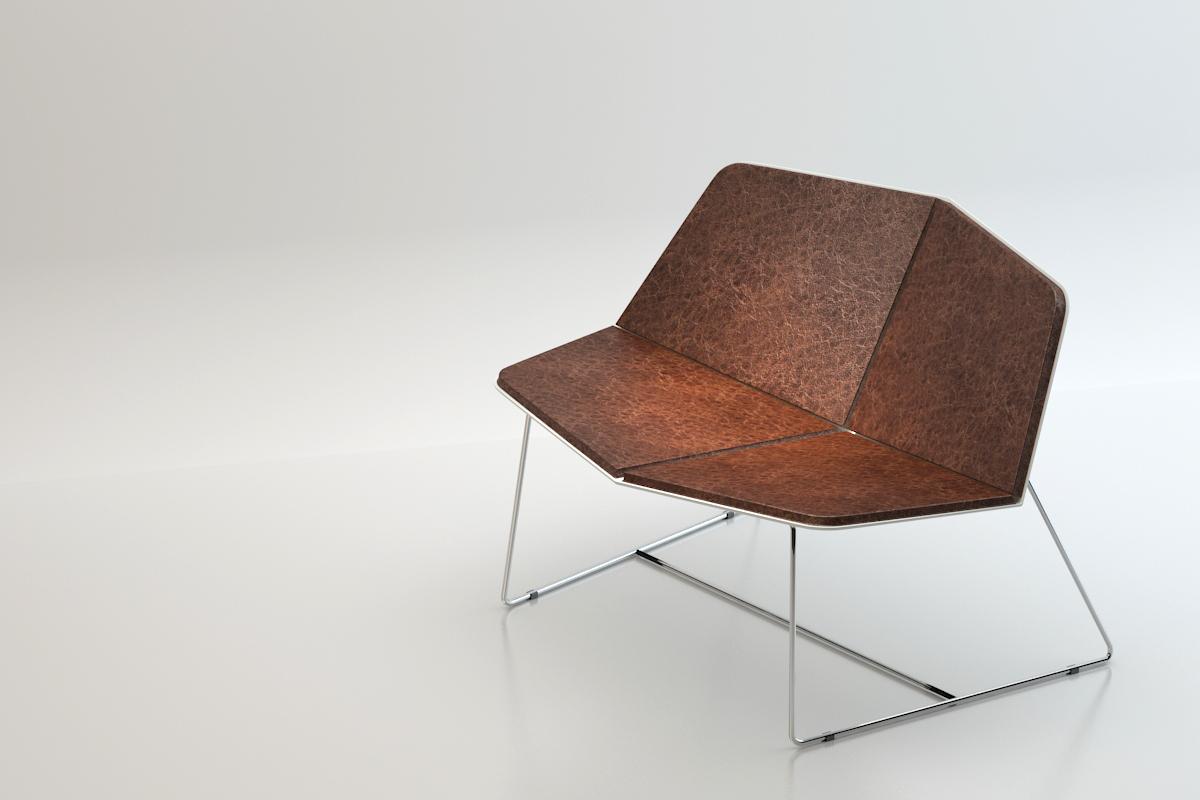 Cupid chair - Kiba Design