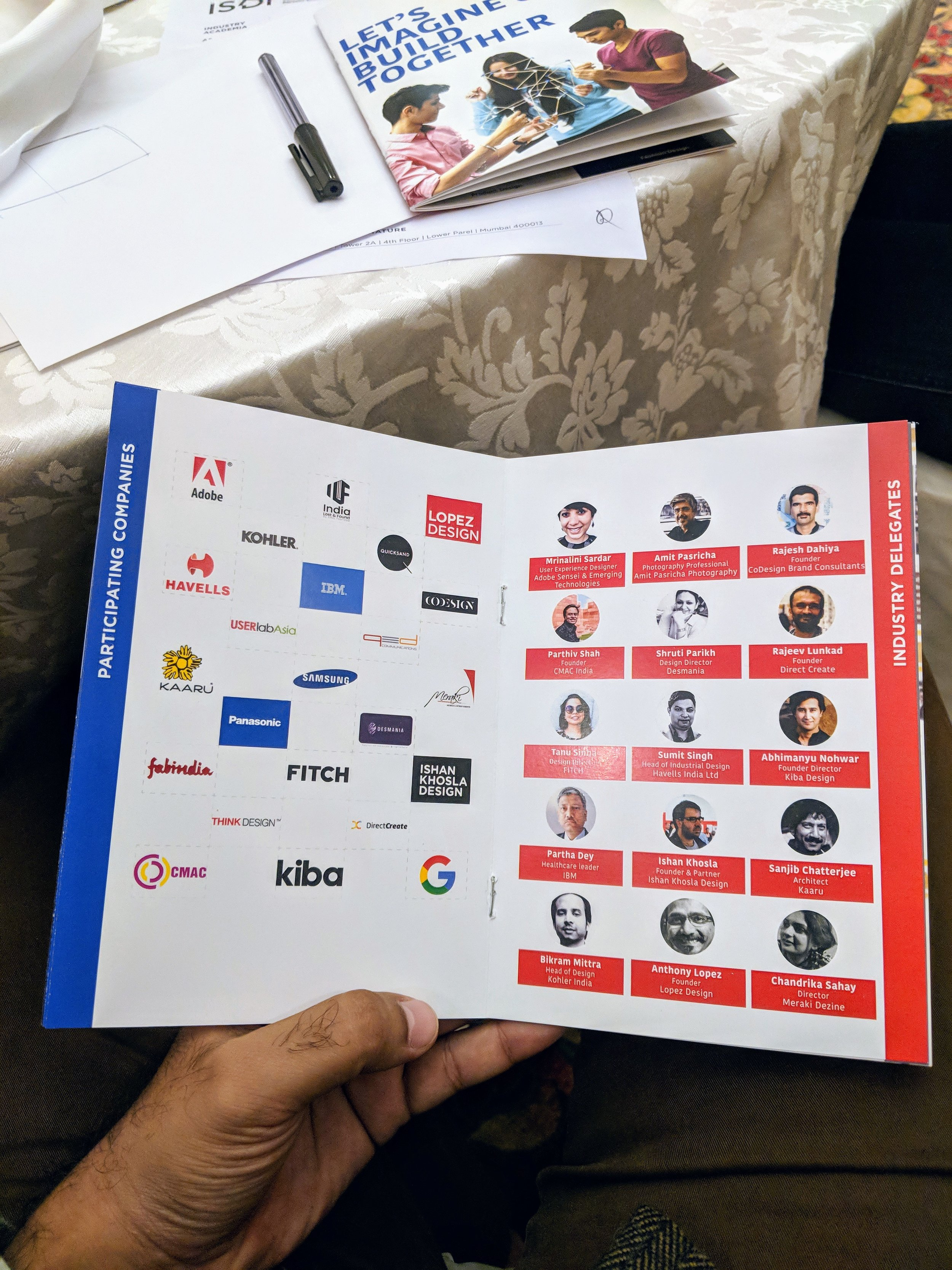 ISDI round table 2018 abhimanyu nohwar kiba design