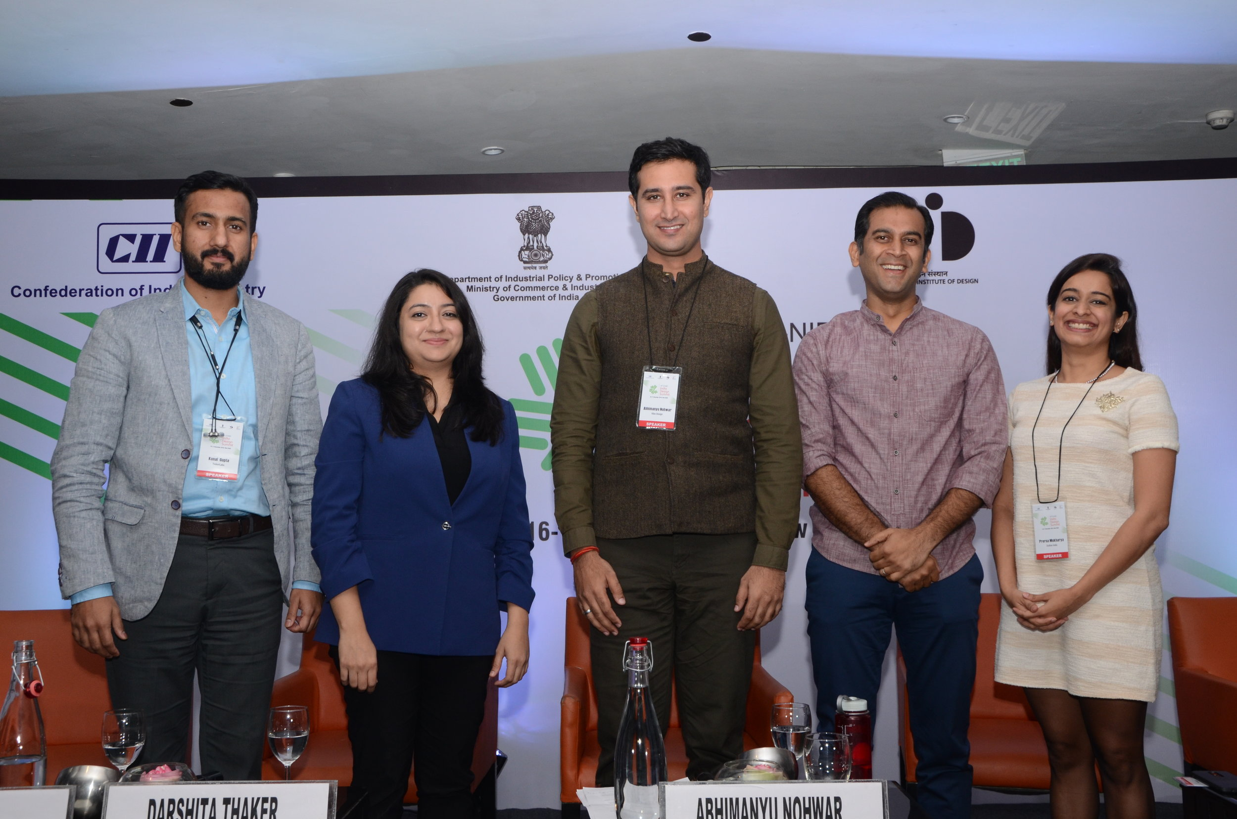 Abhimanyu Nohwar at CII India Design Summit 2018 - 2.JPG