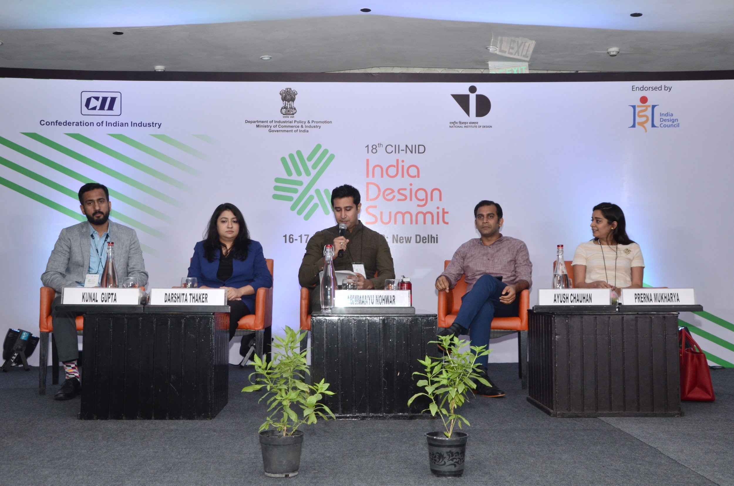 Abhimanyu Nohwar at CII India Design Summit 2018.JPG
