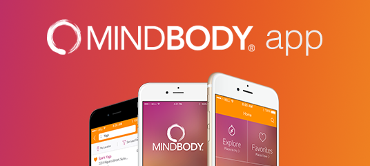 GET OUR BOOKING APP @ MIND BODY. AVAILABLE AT GOOGLE PLAY OR APPLE STORE.