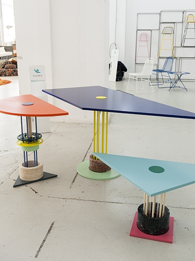 HOITS tables with studioplutarco.com