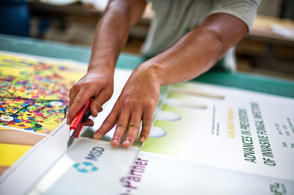 Offsetdruck Siebdruck Und Digitaldruck Ledin Druckerei