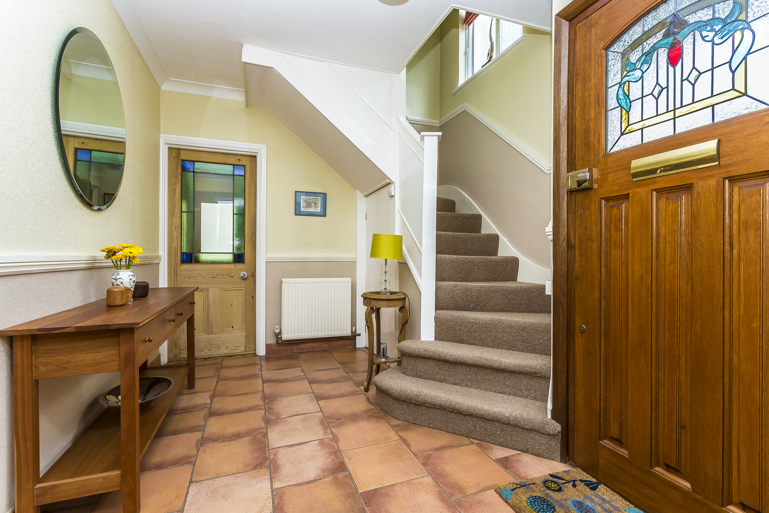 The first impression of how your property will be seen by a buyer