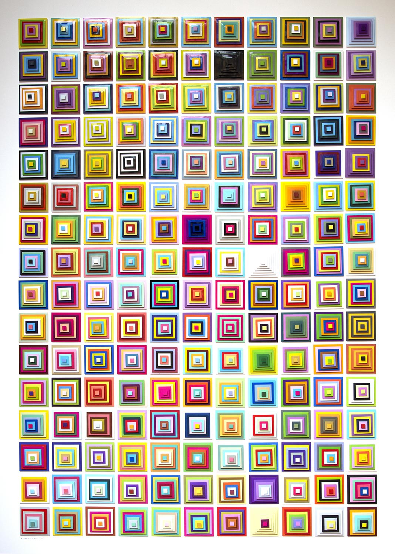 176 ziggurat 100x140 DRAGO RENS 2013.jpg