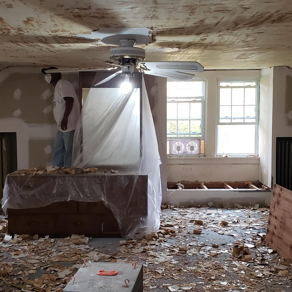 Wallpaper Removal C C Painting And Gutters Llc