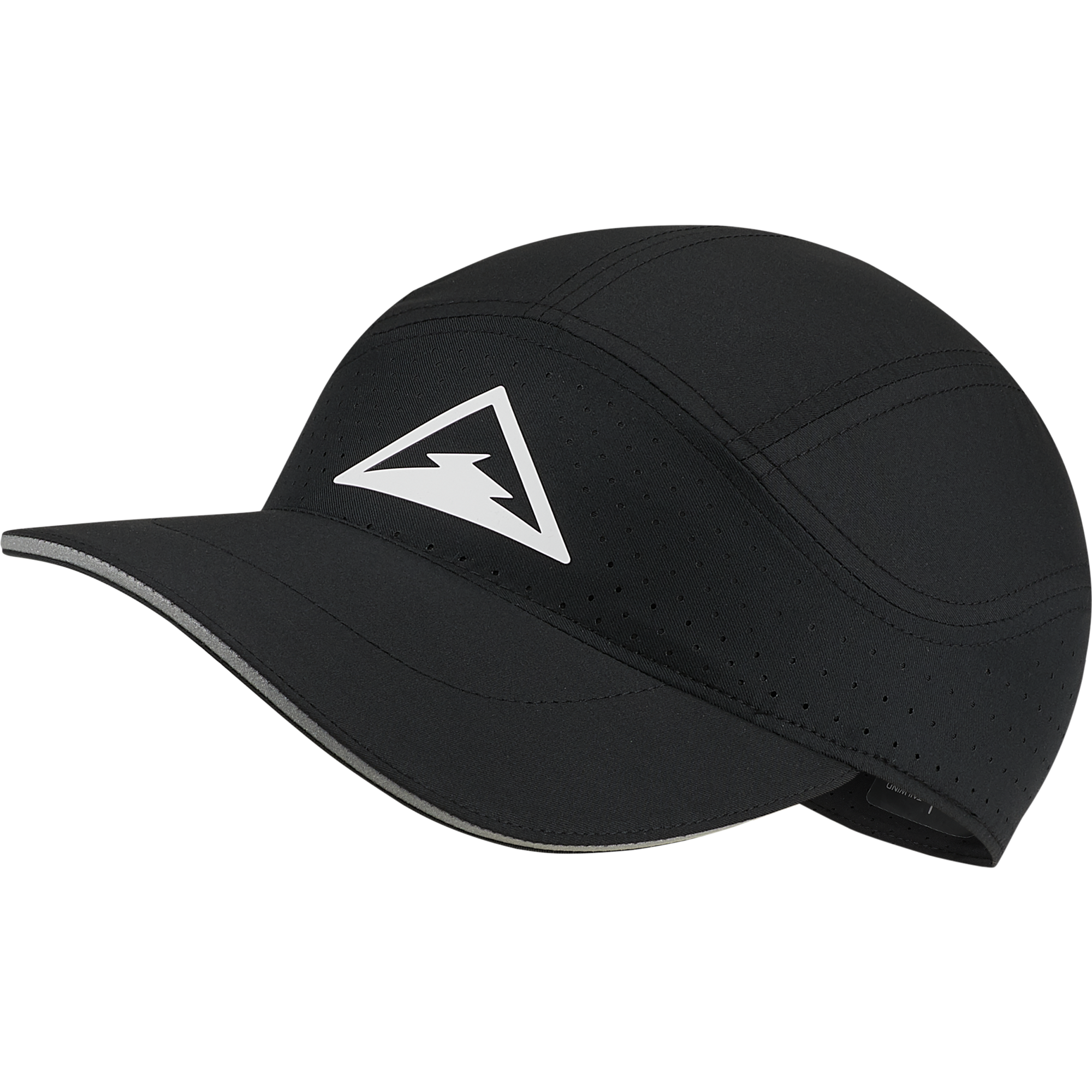 587bfd4f48890f Nike Trail AW84 Hat - Black — San Francisco Running Company