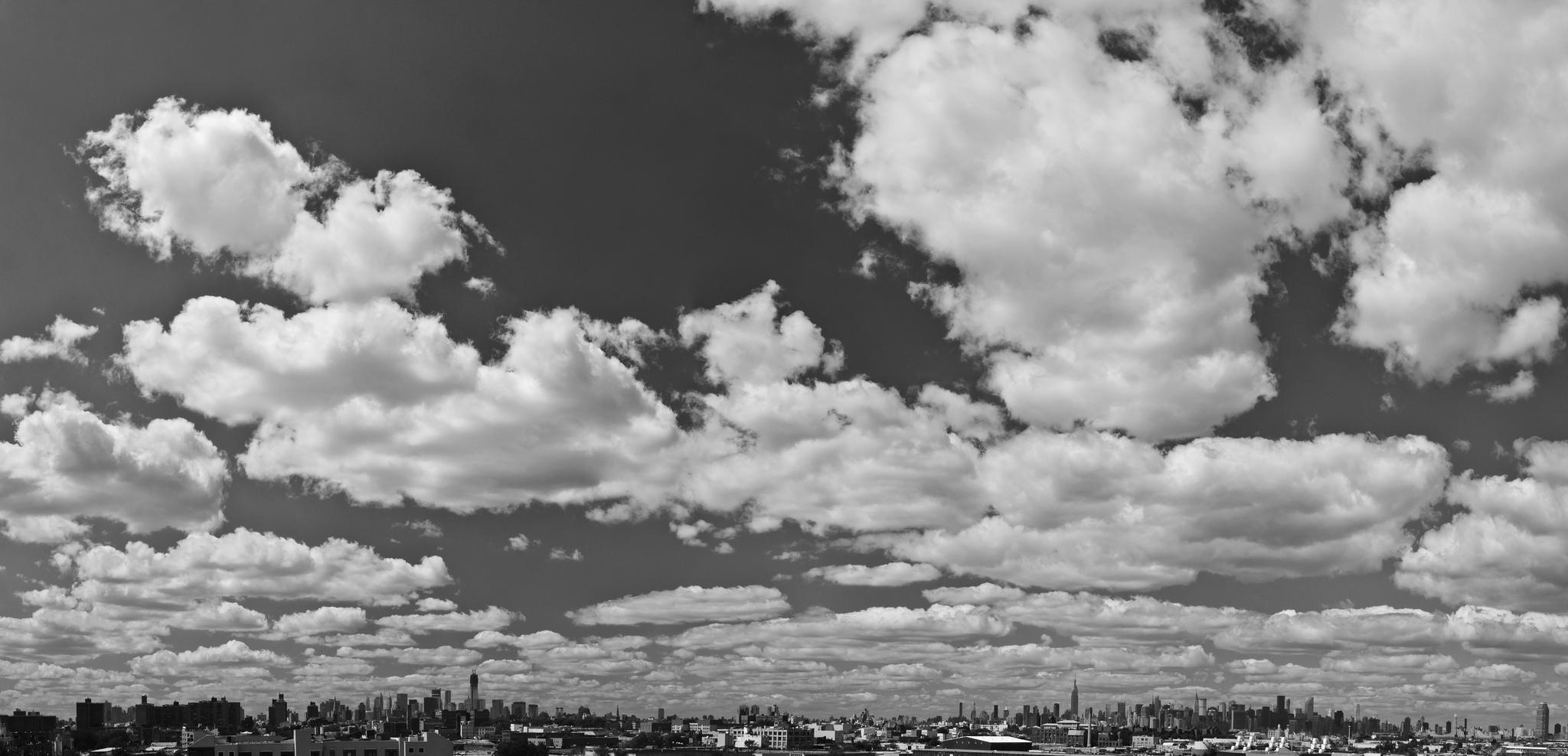 New York cloud atlas