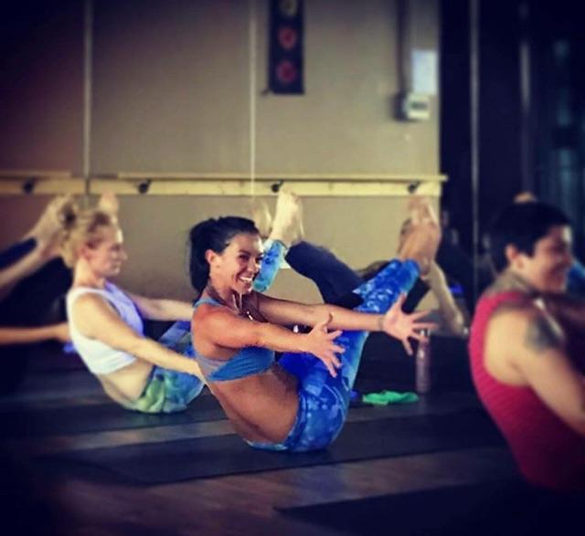 Rebecca Yoga