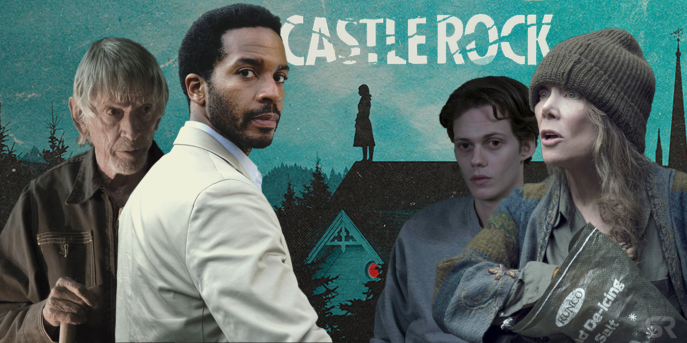Castle Rock: Every Stephen King Reference & Easter Egg -