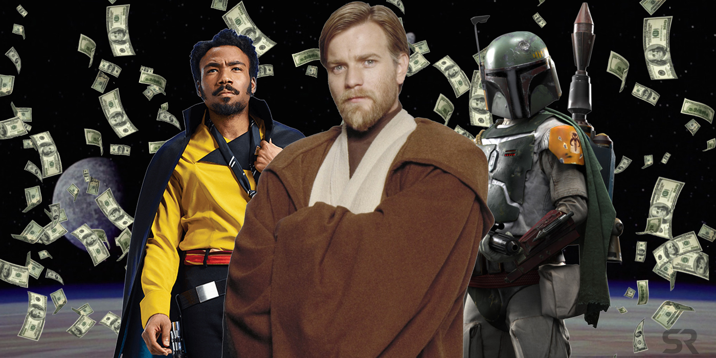 Disney Should Start Making Mid-Budget Star Wars Movies -