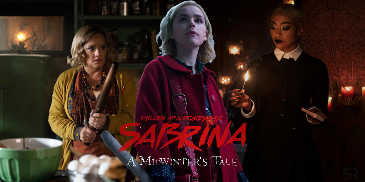 Sabrina's Christmas Special is Better Than Fans Are Saying -
