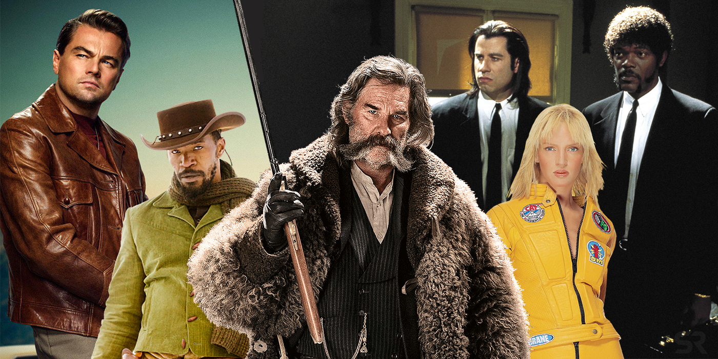Quentin Tarantino Movies Ranked, Worst To Best -