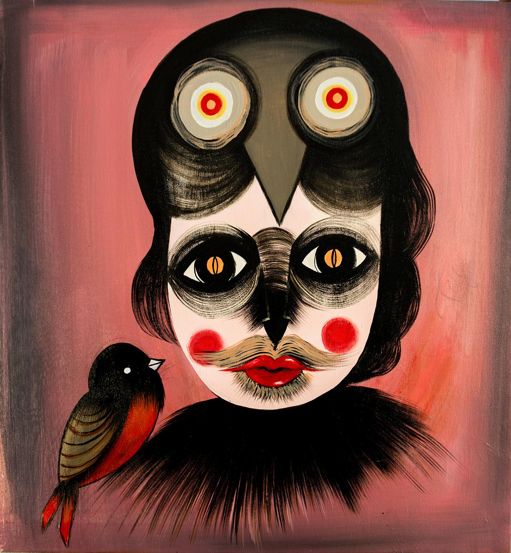 Abracadhybrid #2_Noir est l'amour, 2015