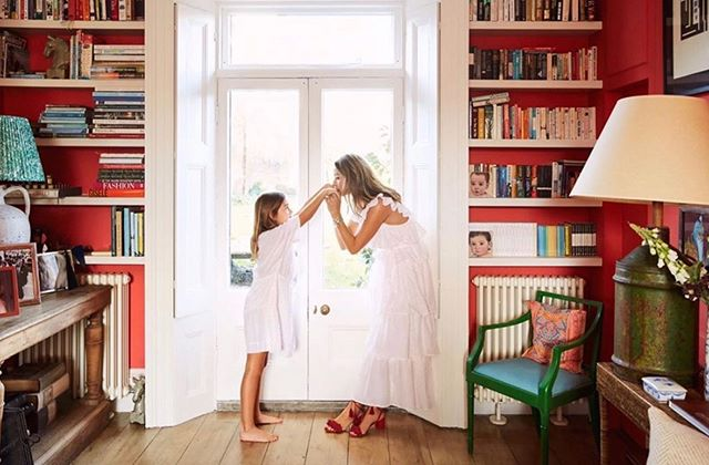 Such a joy to have @theyoungonesportraits capture one of my daughters with me in my home for @thegracetales - family photos are hard to come by in our house #wiggykit #thegracetales #youngonesportraits