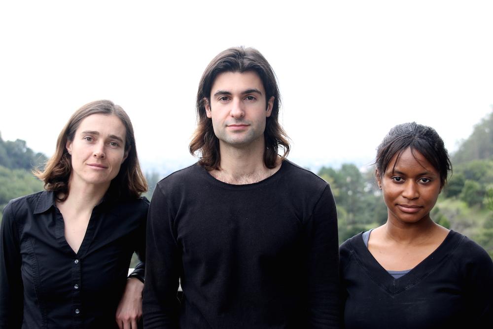 Opus 12 cofounders Kendra Kuhl, Nicholas Flanders, and Etosha Cave