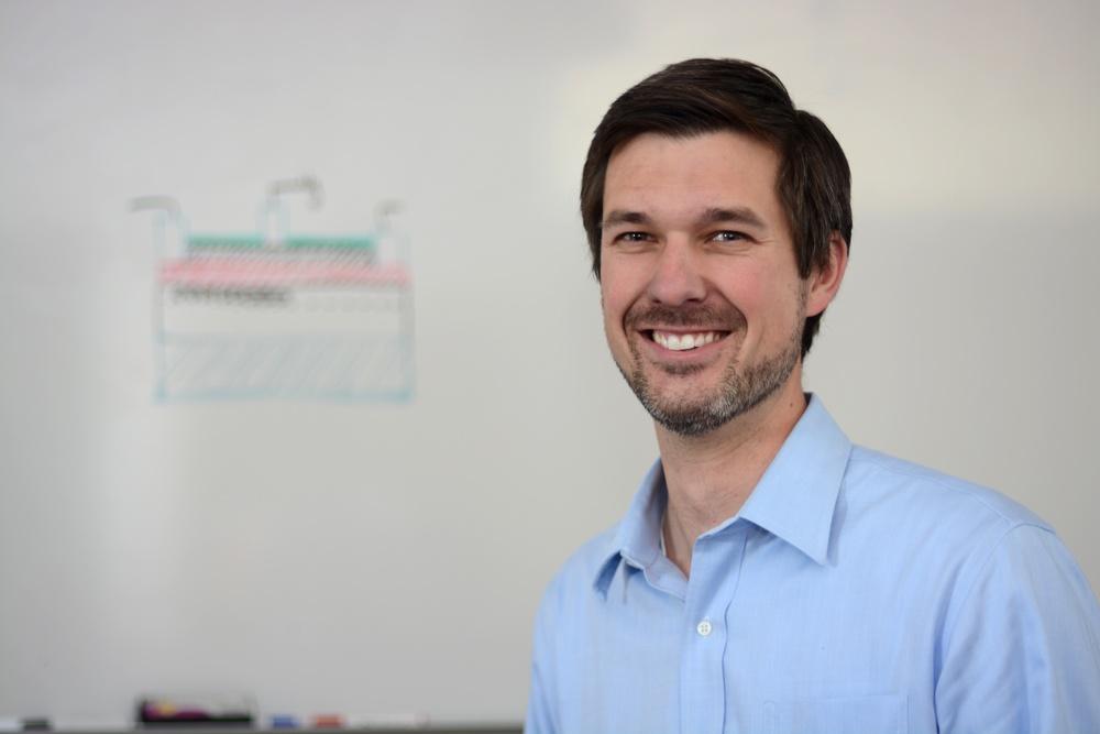 Greg Mulholland, CEO Citrine Informatics