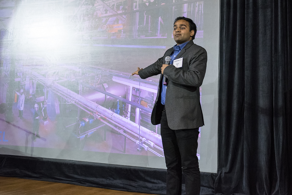 Deepak Dugar presenting at  Activate 2016